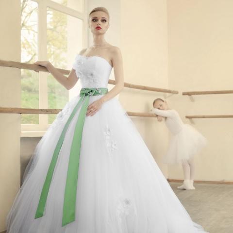 Свадебное платье Барбара, Amotelli, Вопреки закону притяжения