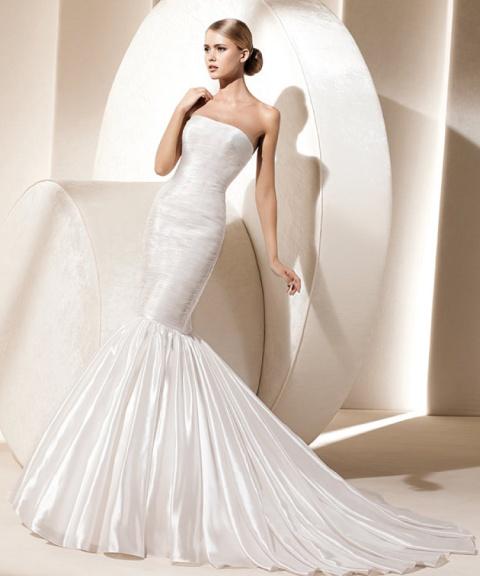 La sposa gelinlik