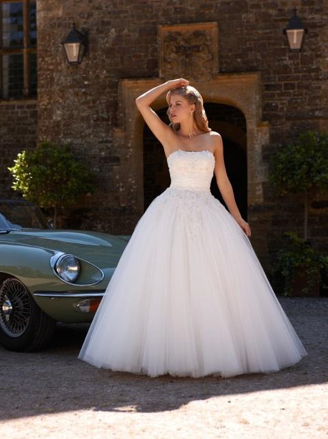 свадебное платье №223
